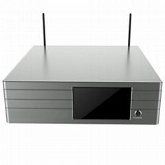 WQF-C6123-OEM北京萬千峰定製化無風扇工控機
