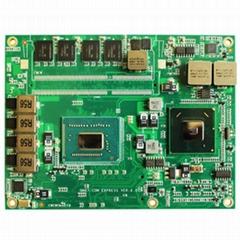 板載CPU定製COME軍工主板