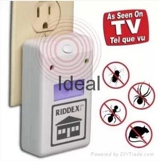 Riddex Plus Pest Repelling Aid -non toxic -No chemicals 1