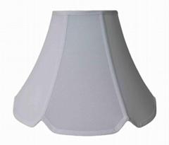 Scallop Lamp Shade
