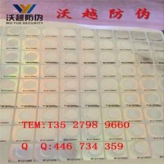 东莞市激光防伪标签生产厂家
