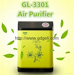 Active carbon filter household use essential oil air purifier GL-3301