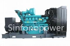 帕金斯SP-280kW柴油发电机组