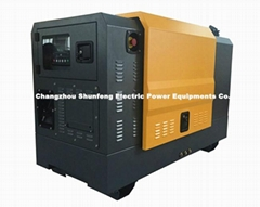 SP-10kW Perkins Diesel Generating Set