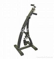 JDL Fitness Rehabilitation Equipment Dual Bike for Elderly