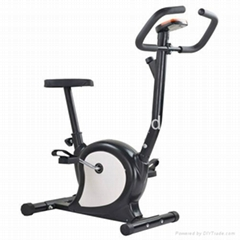 骏动力直立式式织带家用健身自行车