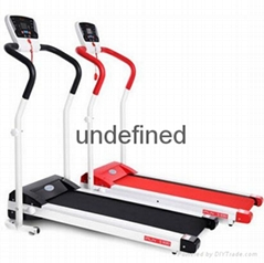 Jdl Fitness Mini Treadmill / Running Machine / Walking Machine