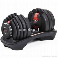 駿動力家用健身器材自動快速可調節男士啞鈴
