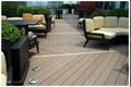 Outdoor decoration WPC flooring 150*25 2