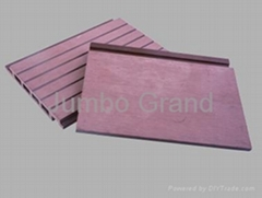 New HDPE Eco friendly material Wood
