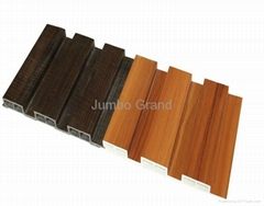 2016 New Design for Building Materials WPC Ceiling Wall Panel
