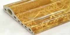 Faux Stone Door Line Artificial Marble