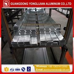 architectural aluminum profile extrusion for industrial profile