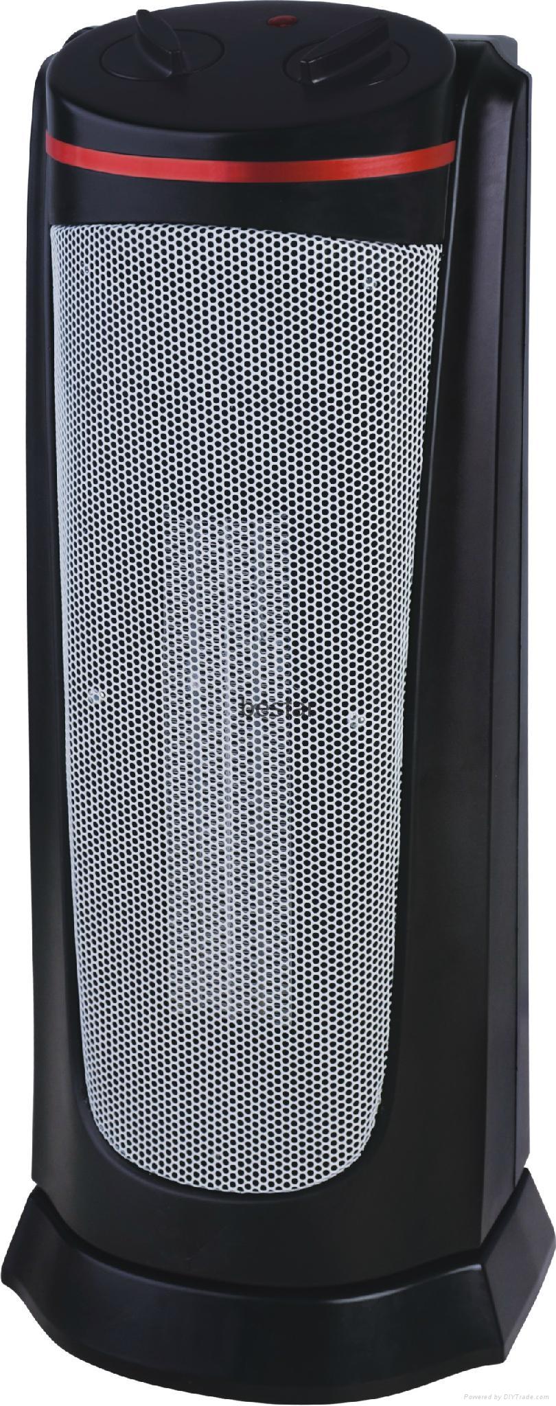 Oscillating Ceramic Tower Heater 2