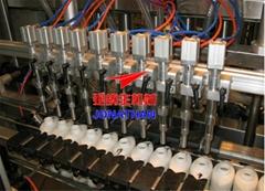JF-5 全自动直线活塞灌装机