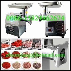 Europe Design Food Processing Machinery mini electric meat grinder