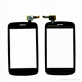 touch panel digitizer screen assembly