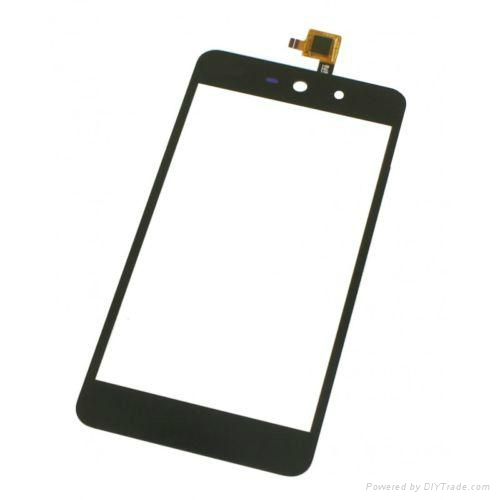 touch panel digitizer screen assembly for wiko RAINBOW LITE 4G  1