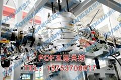 POF熱收縮膜吹膜設備