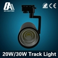 D100*200mm Commercial 20w LED Track Lamp With CCT 2800-6500K 2