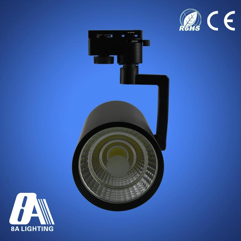 D100*200mm Commercial 20w LED Track Lamp With CCT 2800-6500K 4
