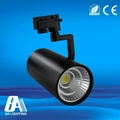 D100*200mm Commercial 20w LED Track Lamp With CCT 2800-6500K 5