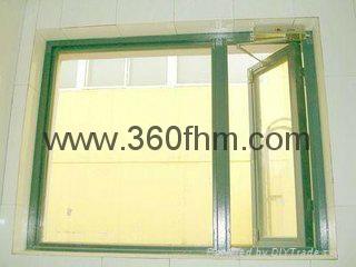 玻璃防火窗 2