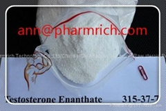Testosterone Enanthate Muscle Building Anabolic Hormone Powder