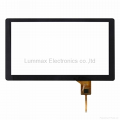8 Inch Capacitive Touch Screen (outline size: 119.8*119.2mm)
