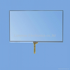 7 Inch Resistive Touch Screen (Size: 160.9(w) *96.8 (h) mm)