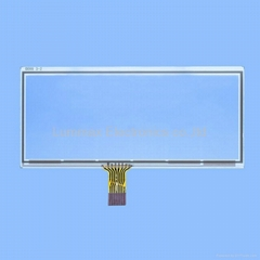 4 Inch Resistive Touch Panel (Size: 115(w) *52 (h)mm)