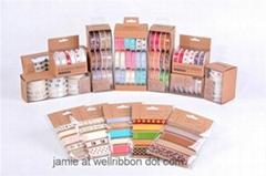 DIY ribbon set