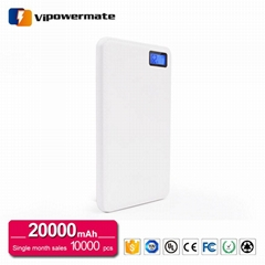 Large Capacity PT-31 20000mAh Mobile Power Bank