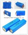 VPW Li-ion 18650 battery pack
