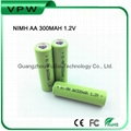 Rechargeable AA 200mah Nimh Battery Cell 2