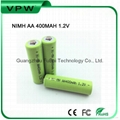 Rechargeable AA 200mah Nimh Battery Cell 3