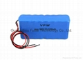High quality rechargeable li-ion battery