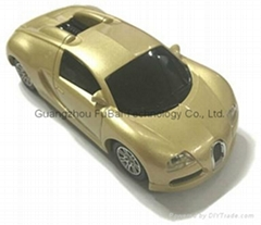 Promotional New Arrival Car shape Power Bank 4000mah Car Model Powerbank