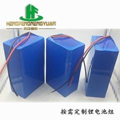 铁锂48V30AH电池