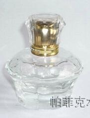 供应玻璃香水瓶高白料厂家定制