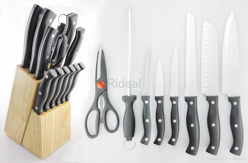 Seahorse Kitchen Knife 14PC set 1