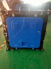 Die-casting aluminum cabinet P5 led screen
