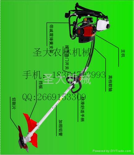 輕便背式割草機 3