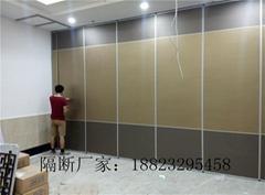 展览厅移动隔断墙屏风厂家