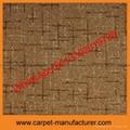 Wholesale Cheap China Tufted Plain Loop Tile Polypropylene PP carpet tiles 2