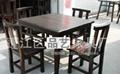 定制家具实木仿古八仙桌