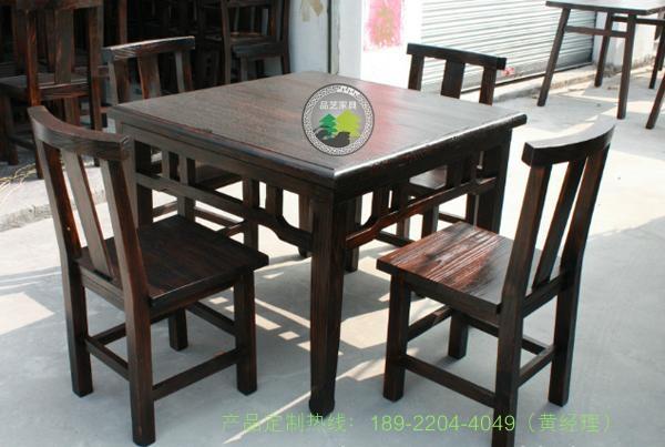 品艺家具实木家具桌椅,八仙桌椅,江门家具厂
