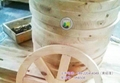 品艺家具松木实木休闲车轮椅 3