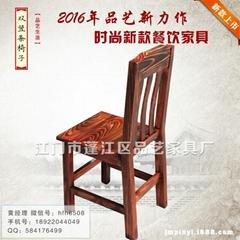 碳化傢具防腐木椅凳子定製批發