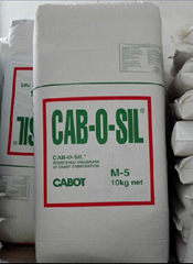 美国卡博特白炭黑气相二氧化硅M-5